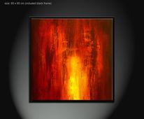 Moderne kunst, Malerei, Abstrakt,