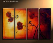 Natur, Moderne kunst, Design, Gemälde