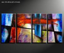 Design, Gemälde, Malerei, Moderne kunst