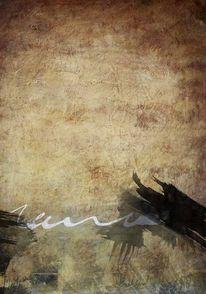Tag, Acrylmalerei, Malerei, Abstrakt