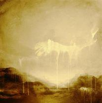 Amorph, Intuition, Acrylmalerei, Malerei