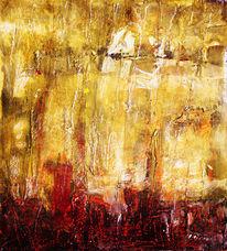 Acrylmalerei, Pastellmalerei, Abstrakt, Malerei
