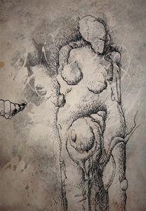 Albus, Magister, Malerei