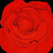 Blut, Rose, Liebe, Natur