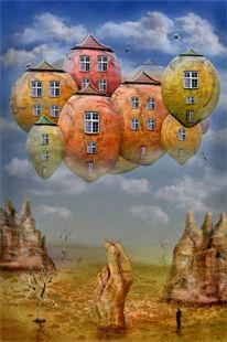 Traum, Mystik, Surreal, Kunstwerk