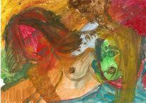 Ölmalerei, Figurative malerei, Malerei