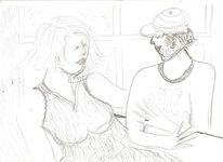 Realismus, Zeichnnung, Zeichnungen,