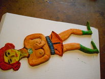 Objektkunst, Skulptur, Plastik, Figural