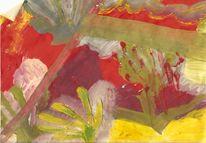 Freie malerei, Malerei, Natur