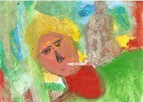 Figurative malerei, Freie malerei, Malerei