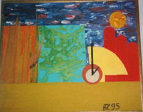 Malerei, Preis, Geben, Raum