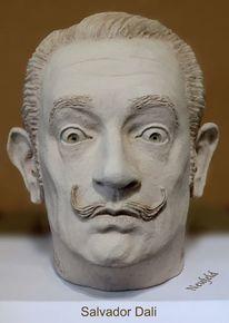 Dalí, Kunsthandwerk, Portrait, Malerei