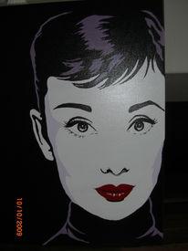 Malerei, Figural, Hepburn