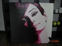 Malerei, Hepburn