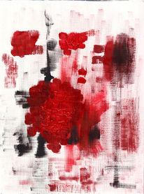 Malerei, Abstrakt, Chaos
