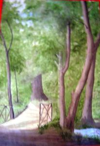 Malerei, Ruhe