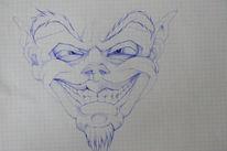 Zeichnungen, Charakter, Studie