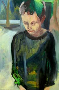 Malerei, Graf, Zeichnung, Sektoria
