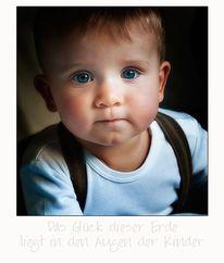 Kulleraugen, Portrait, Baby, Fotografie