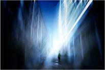 Licht, Stuttgart, Schatten, Bankenviertel
