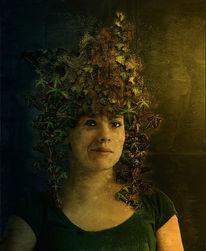 Mutter, Generation, Tochter, Digitale kunst