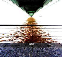 Brücke, Köln, Fotografie, Leben