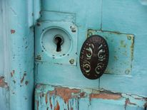 Tür, Fotografie, Reiseimpressionen