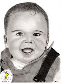 Bleistiftzeichnung, Kohlezeichnung, Portrait, Zeichnungen