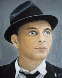 Acrylmalerei, Portrait, Ölmalerei, Malerei
