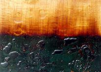 Malerei, Abstrakt, Golf, Mexiko