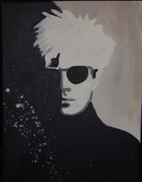 Andy warhol, Malerei, Acrylmalerei, Popart