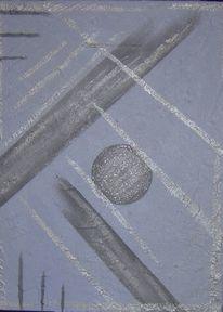 Abstrakte malerei, Abstrakt, Acrylmalerei, Geschenkidee