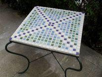 Mosaik, Tisch, Kunsthandwerk
