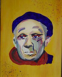 Acrylmalerei, Pablo picasso, Malerei, Malen