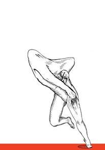 Symbolismus, Zeichnung, Modern, Zeichnungen