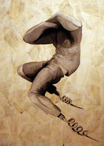 Symbolismus, Modern, Malerei, Tag