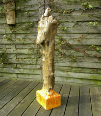 Treibholz, Plastik, Surreal,