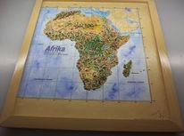 Sand, Urlaub, Ball, Afrika