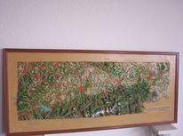 Berge, Europa, Donau, Farne