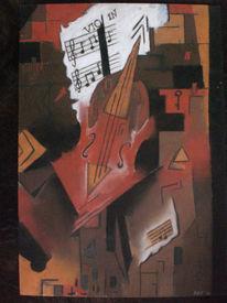 Malerei, Abstrakt, Sinfonie