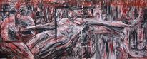 Surreal, Knippkunst, Weltuntergang, Abstrakt