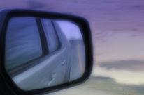 Abschiedsschmerz, Spiegel, Auto, Trauer