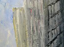 Hamburg, Malerei, Abstrakt,