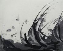 Japan, Zeichnung, Japanisch, Zeichnungen