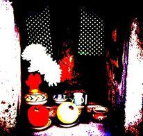 Japan, Religion, Japanisch, Altar