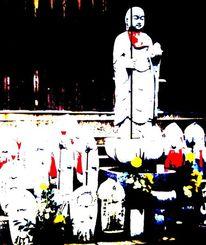 Buddhismus, Japanisch, Gebet, Buddha