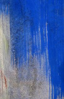 Abstrakt, Mischtechnik, Malerei, Struktur
