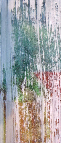 Abstrakt, Malerei, Hamburg, Struktur