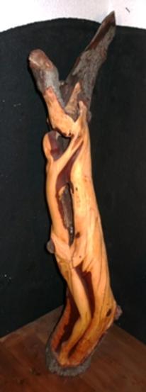 Holzskulptur, Kunsthandwerk, Holz,