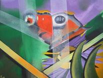 Neoexpressionismus, Metapher, Malerei, Natur